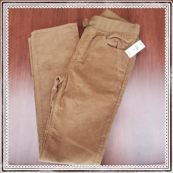 036fa83c71 Gap brown corduroy pants for boys 📖✒ NWT